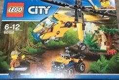 Lego city 60158 helikopter transportowy 24H sklep FVAT23%