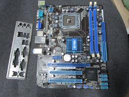 Материнская плата Asus P5G41T-M LX2 DDR3 775 Xeon