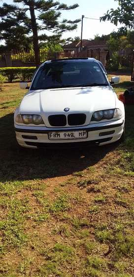 E46 Bmw  used  in a good condition