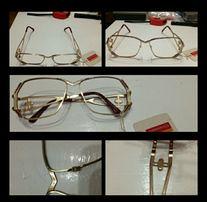 Stare miedziane oprawki okularów - nowe - Chasmawala