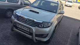 2012 toyota fortuner auto for sale