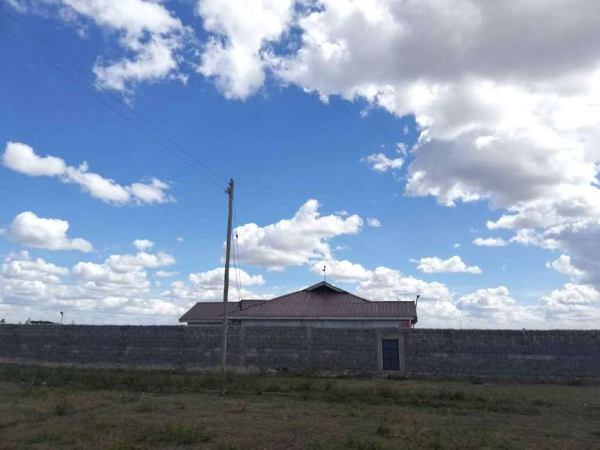 50 BY 100 CONTROLLED RESIDENTIAL PLOT FOR SALE IN JUJA 0