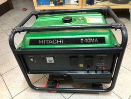 Profesjonalny agregat prądotwórczy HITACHI E40MA 3,3kW stabilizacja