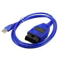 Автосканер Vag Com 409.1 K - Line на чипе (FTDI)