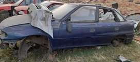 Opel astra stripping for parts