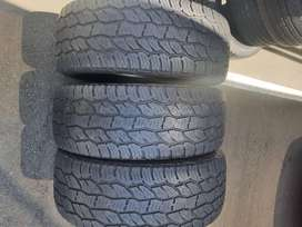 265 60 R18 Cooper Discoverer A/T Tyres