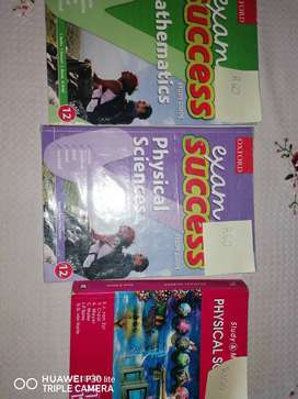 Various study guides for different grades for sale