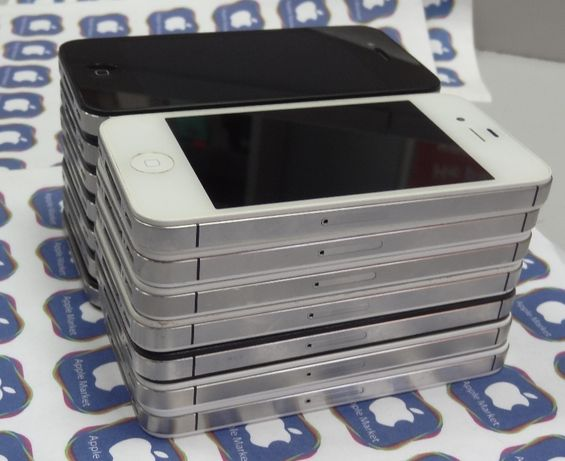 Предлагаем iPhone 4S White/Black Neverlock Оригинал! МАГАЗИН Черкассы - изображение 5