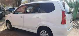 TOYOTA AVANZA SEVEN SEATER IN EXCELLENT CONDITION