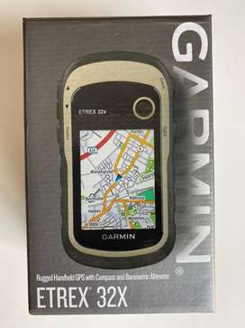 Brand New Garmin Etrex 32X