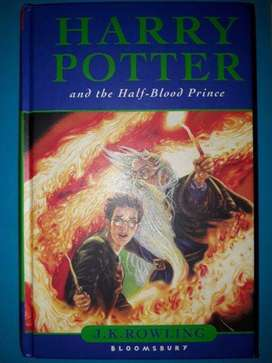 Harry Potter And The Half-Blood Prince - Harry Potter REF: 1374.