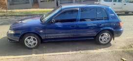 TOYOTA TAZZ IN EXCELLENT CONDITION