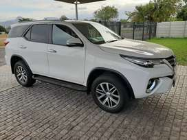 2017 Toyota Fortunar 2,8 - GD-6,  MT