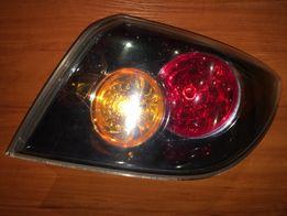 Lampa Mazda 3
