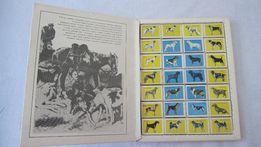 Спички коллекционные сувенирный набор Породы собак СССР