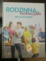 Najnowsza książka z Lidla-Rodzinna kuchnia Lidla.