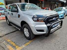 2019 FORD RANGER DOUBLE CAB/CANOPY