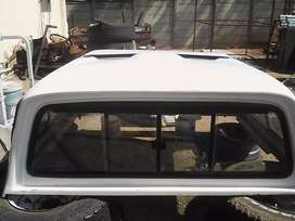 Canopy for KZ Toyota 4 by 4
