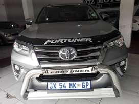 Toyota Fortuner 2.4 GD-6