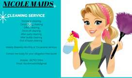 Nicole Maids Cleaning Services