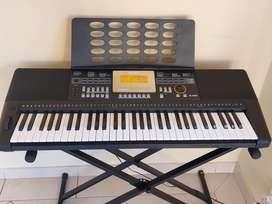 Electriconic Piano with stand
