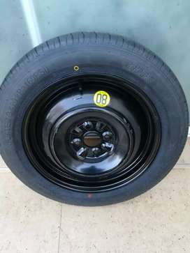 Haval H1 16 inch Brand New Space Saver Spare Wheel with New Tyre