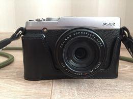 Продам фотоаппарат fujifilm X-E2