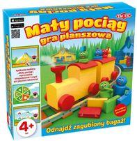 Mały Pociąg - pamięciowa gra planszowa. Nowa
