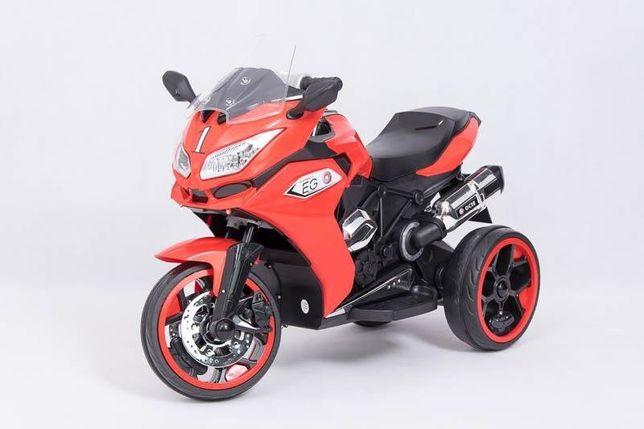 Nowy motor na akumulator, motocykl elektryczny 3 kołowy, niebieski Nowy Dwór Mazowiecki - image 8