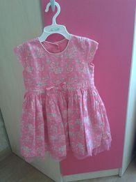 Платье для девочки 3-4года
