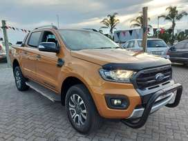 2019 Ford Ranger 2.0 Duratorg-Turbo Diesel Automatic