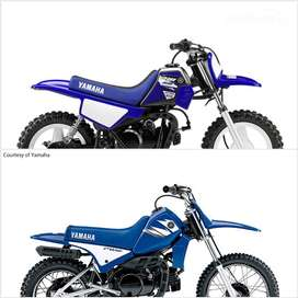 Yamaha pw50 and pw80 Aftermarket spare parts, peewee