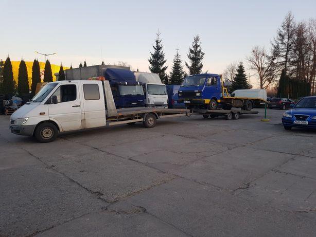 Transport busow Laweta pomoc drogowa 24h7 Gorzow Berlin Niemcy kraj Gorzów Wielkopolski - image 5