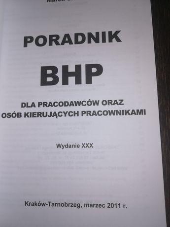 Poradnik BHP. Marek Gałusza Małogoszcz - image 3