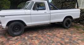 Ford F250 project