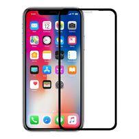 Защитное стекло Mocolo Full Cover для iPhone XR / XS / XS Max