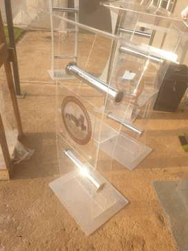 REDUCED PRICES - On all our Podiums/ Pulpits