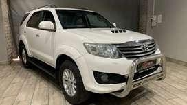 Toyota Fortuner 3.0D 4D A/T