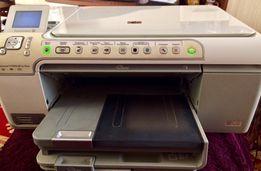 Принтер +сканер hp photosmart c5283