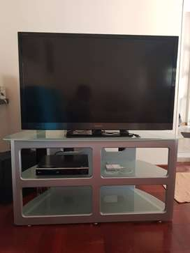 TV stand. Excellent quality. solid