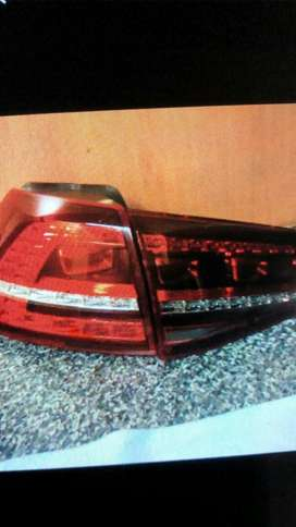 Golf 7 GTI tail light