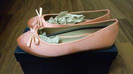 туфли детские для девочки Braska 34 размер