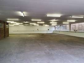 Factory Warehouse to Let