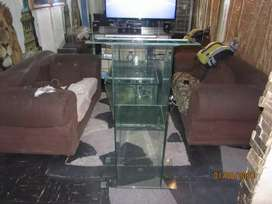 Glass pulpit for sale