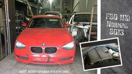 Bmw Stripping for Spares
