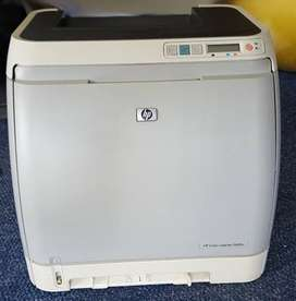 HP Colour Laserjet 2600N x 2 R500 each
