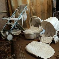 Итальянская фирменная коляска 2в1 Cyrus Company Romantic