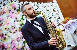 Саксофонист на свадьбу,праздник,встречу гостей, КИЕВ, ДНЕПР