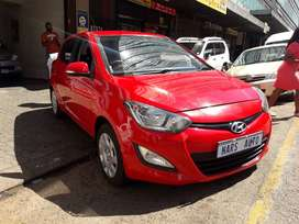 HYUNDAI I20 2014 MANUAL TRANSMISSION