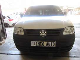 2010 Volkswagen Caddy 1.6 Engine Capacity